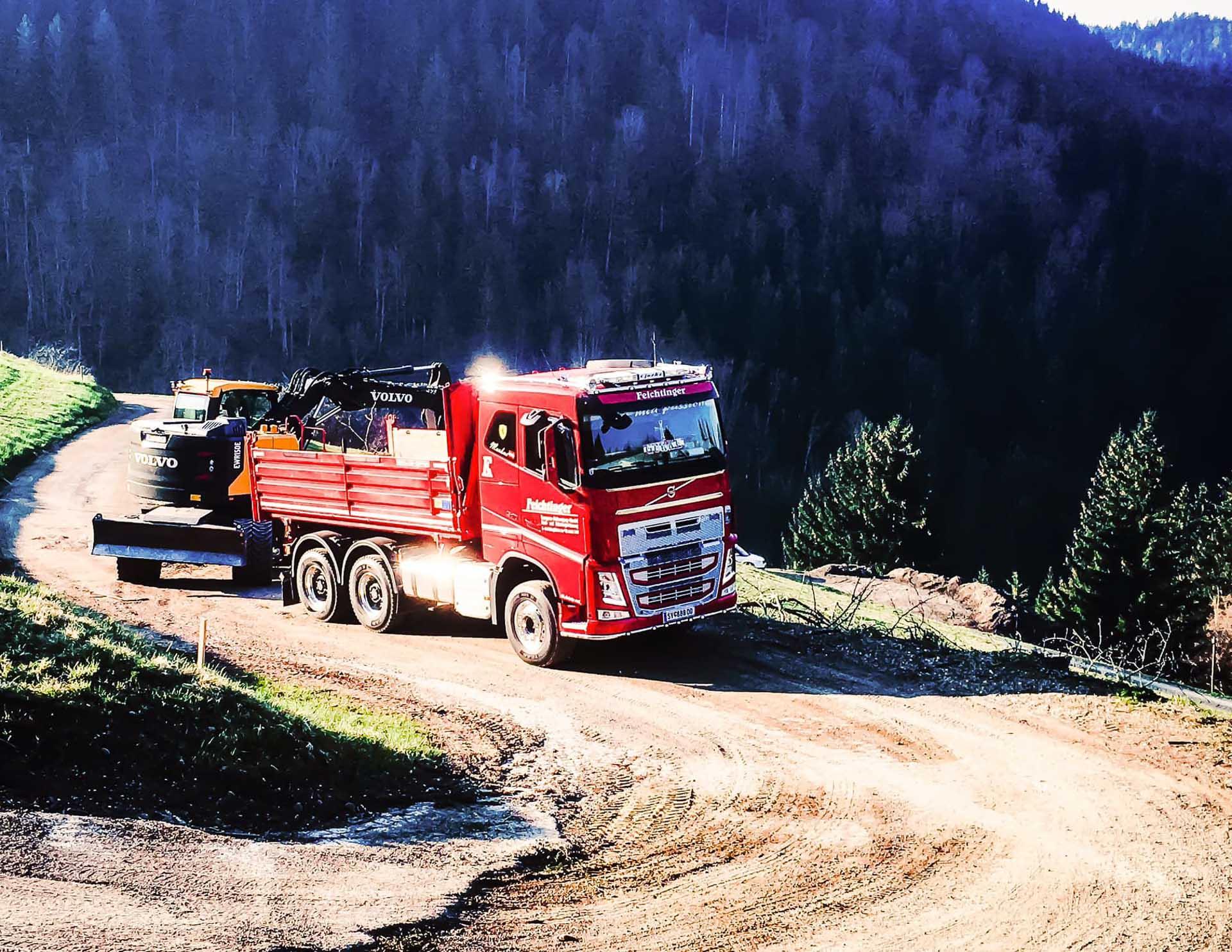 Feichtinger Transporte Kärnten