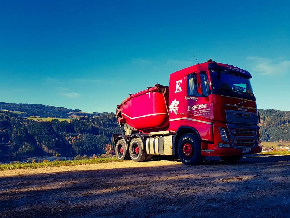 Feichtinger Transportunternehmen Kärnten